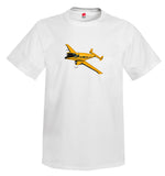 Airplane T-shirt (Yellow) AIR25518-Y2 - Personalized with Your N#