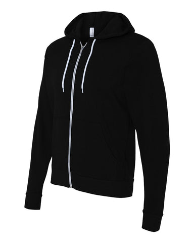 Custom Bella + Canvas 3739 Sponge Fleece Full-Zip Hoodie
