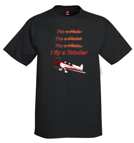 I Fly A Tuholer T-Shirt - Personalized with Your N#
