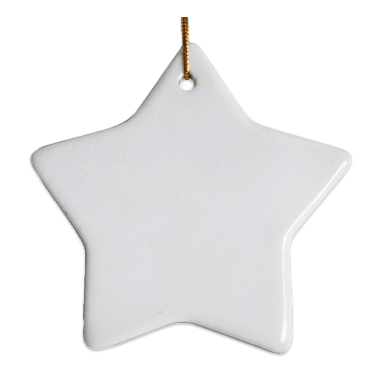 Custom Porcelain Ornaments