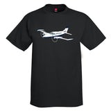 Airplane T-Shirt AIR35JJ414-B1 - Personalized w/ Your N#