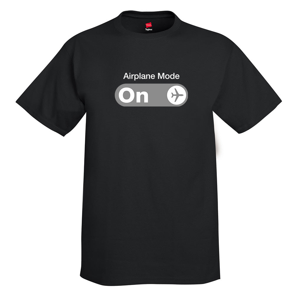 Airplane Mode 2 Aviation T-Shirt