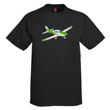 Airplane T-Shirt AIR35JJ400-GY1 - Personalized w/ Your N#