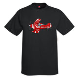 Airplane T-Shirt AIRG9KJG5-R2 - Personalized w/ Your N#