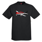 Airplane T-Shirt AIR39ISR22T-RB1 - Personalized w/ Your N#