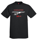 CubCrafters CC19-180 XCub Airplane T-Shirt - Personalized w/ Your N#