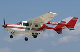 Cessna Skymaster (Red) Airplane Design