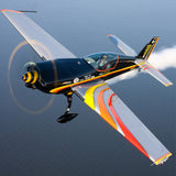 Extra 300S (Black) Airplane Design - N68PW