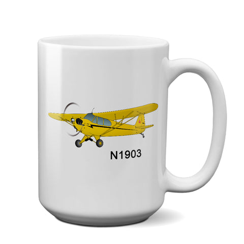 High Flight Custom Mug AIRG9G3L2J3-Y2 - Personalized w/ your N#