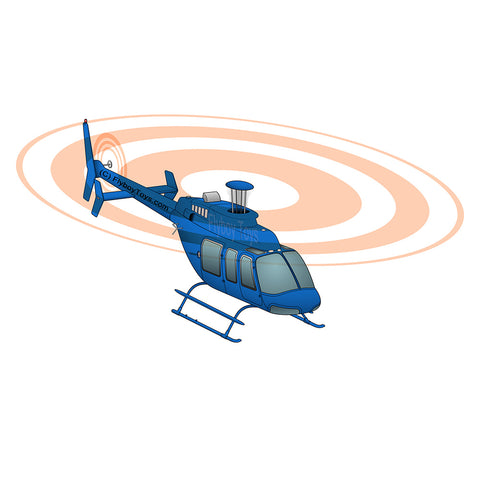Helicopter Design - HELI25C407