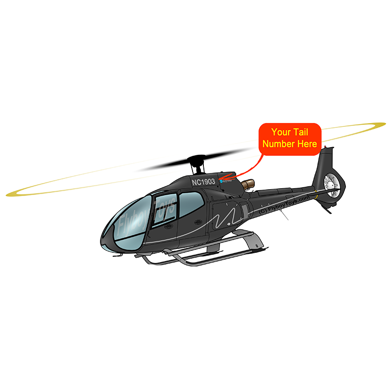 Helicopter Design - HELI5LIEC130