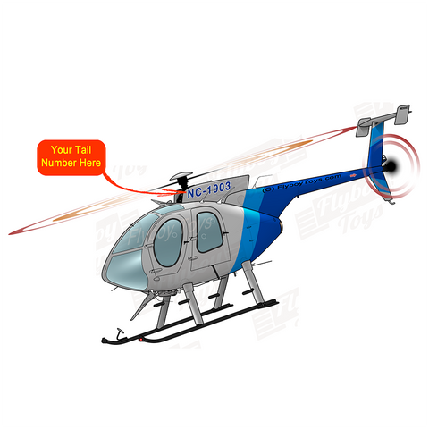 MD 500 500E Helicopters