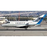Beechcraft Hawker 800XP Blue Gold model