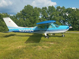 Cessna 177 Cardinal (Blue #5) Airplane Design