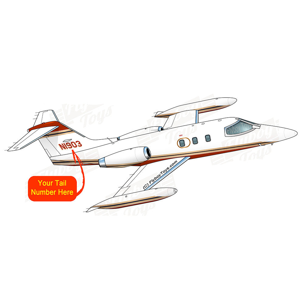 Airplane Design (Red/Gold) - AIRC5124-RG1