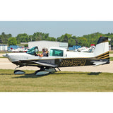 Airplane Design (Black/Gold) - AIR7ILK97AA1-BG1
