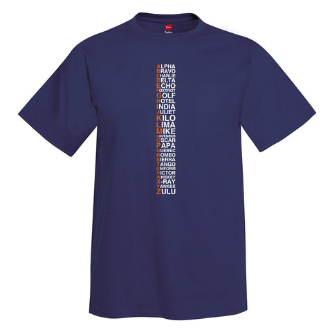 Alpha-Zulu 4 Airplane Aviation T-Shirt
