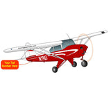 Airplane Design (Red#2) - AIRG9GKI9-R2