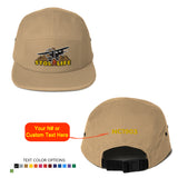 STOL LIFE Airplane Embroidered Jockey Cap - Personalized with Your N#