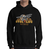 STOL Life Aviation Gildan Hoodie - Personalized w/ your N#