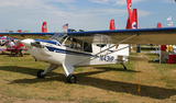 Aviat Husky A1-B (Blue) Airplane Design