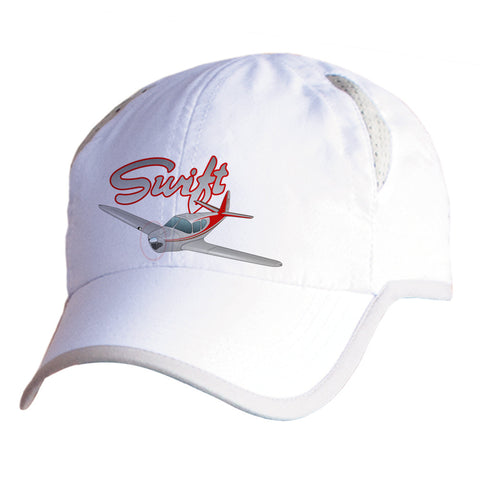 Globe / Temco Swift Cap Airplane Pilot Hat - Personalized with Your N#