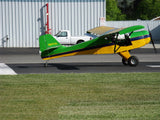 Airplane Design (Green/Yellow) - AIRB9KMODEL1-GY1