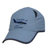 Socata Trinidad TB 20 Airplane Pilot Hat - Personalized with N#
