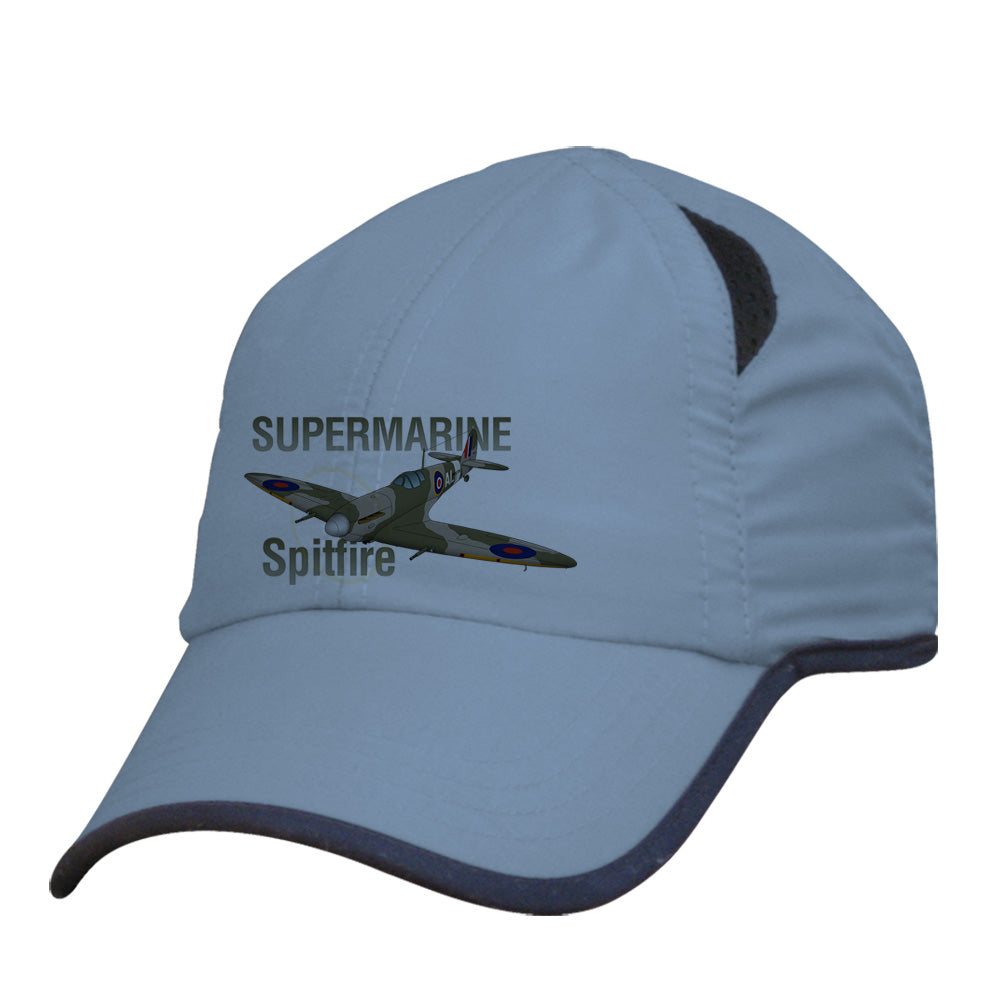a58eb3d916d ... Supermarine Spitfire Airplane Pilot Hat - Personalized with N