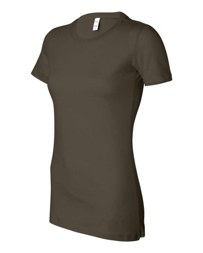 The VariEze Returns - N38EM Bella 6004 Women's T-shirt