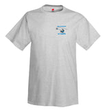 Schweizer 300 CBI (Blue) Helicopter T-Shirt - Personalized with Your N#