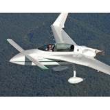 Rutan Model 61 Long-EZ (Green) Airplane Design