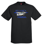 Bellanca Citabria 7KCAB (Cream/Blue) Airplane T-Shirt - Personalized w/ Your N#