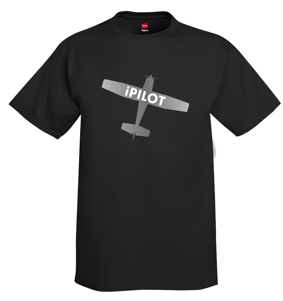 iPilot Airplane Aviation T-Shirt