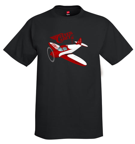 1940 Culver LCA Cadet Airplane T-Shirt - Personalized with Your N#