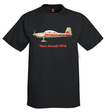 Van's Aircraft RV-8 Airplane T-Shirt - Personalized with Your N#