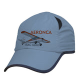 Aeronca 15AC Sedan Airplane Pilot Hat - Personalized with N#