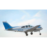Beechcraft Baron Blue 4 model