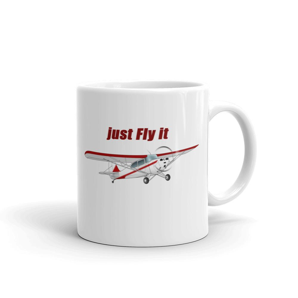Just Fly It Theme Mug - AIRJ5I381-R1 - Personalized w/ N#
