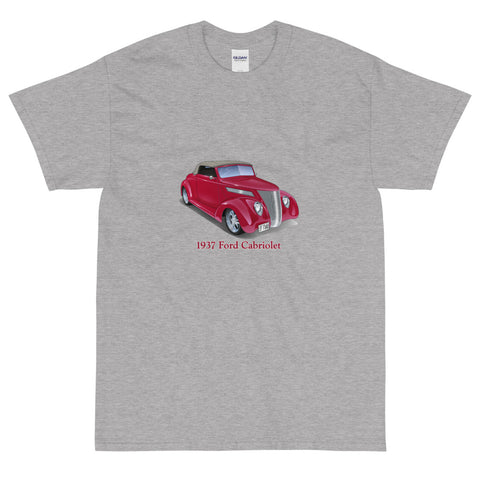 Ford Auto Car T-Shirt