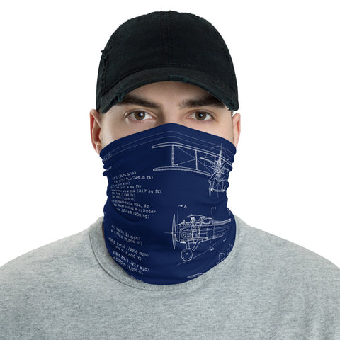 Blueprint Neck Gaiter