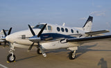 Beechcraft King Air 90 model