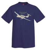 Diamond DA-62 Airplane T-Shirt - Personalized with Your N#
