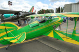 Airplane Design (Green/Yellow) - AIRG9KJG5-GY1