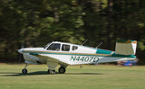 Beechcraft Bonanza G35 (Green/Gold) Airplane Design