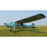 Cessna 170 (Teal) Airplane Design