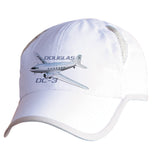 Douglas DC-3 Airplane Pilot Hat - Personalized with N#