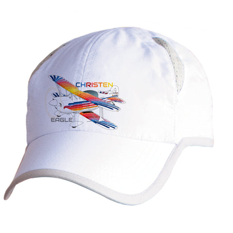 Christen Eagle Airplane Pilot Hat - Personalized with N#