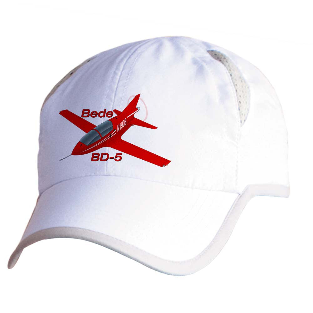 bb2bae81a4a92 Bede BD-5 Airplane Pilot Hat - Personalized with N  – Flyboy Toys