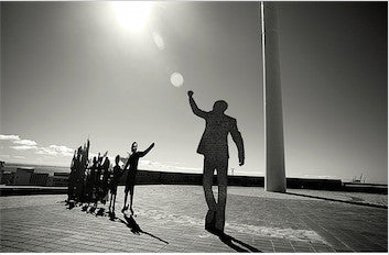 A Tribute to Nelson Mandela, Limited Edition Photograph